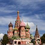 Moskau - Saint Basil's Cathedral