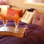 Gemütlichkeit wie im Hotel - Einrichtungsideen für zu Hause